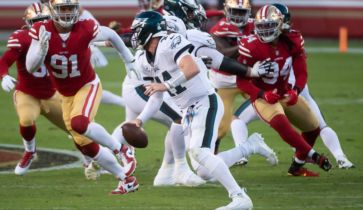 Philadelphia Eagles Spielplan