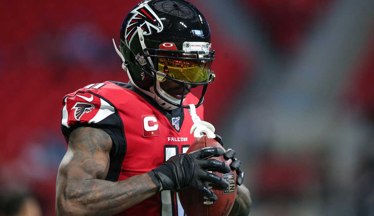 NFL trade by Julio Jones: These teams have the best odds ...