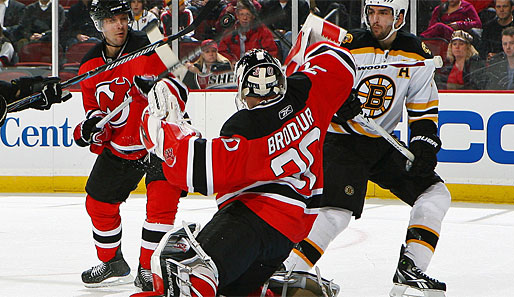 Martin Brodeur gewann 2004 den World Cup of Hockey