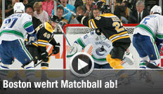 Vancouver Canucks, Boston Bruins, Stanley-Cup-Finals, Spiel 6, Video