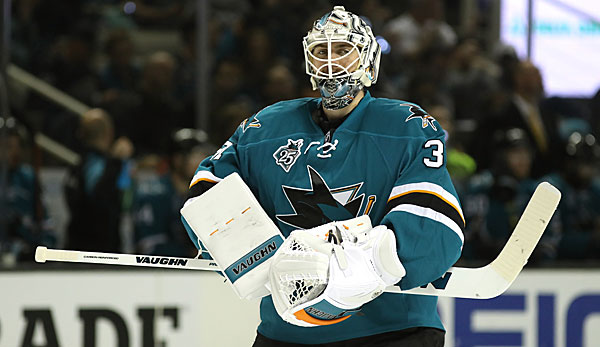 Not in my House! Martin Jones hielt zum zweiten Mal in Serie seinen Kasten sauber