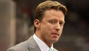 Glen Gulutzan war von 2011 bis 2013 Head Coach der Dallas Stars
