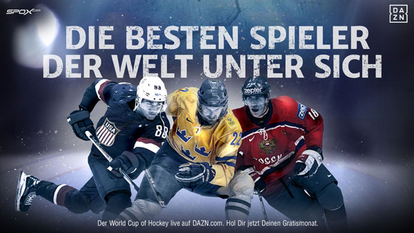 Der World Cup of Hockey der NHL - mit Kanada, Nordamerika, Europe, Schweden und Co.!