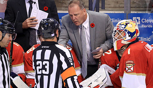 Gerard Gallant wird Headcoach der Las Vegas Golden Knights
