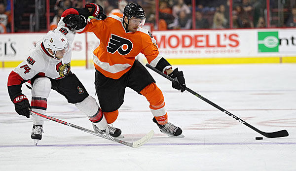 Michael Raffl will mit den Philadelphia Flyers wieder in die Playoffs