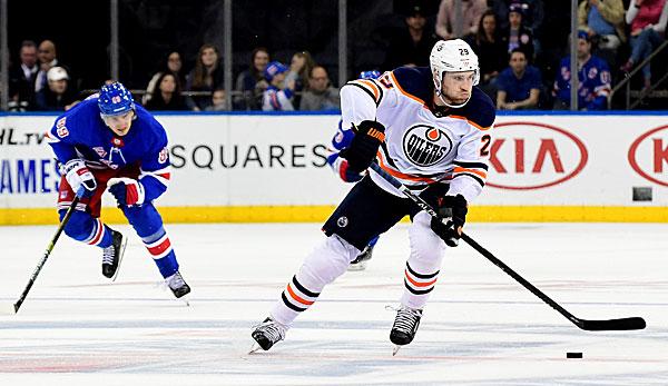 NHL: Überragender Leon Draisaitl führt Edmonton Oilers zum fünften Sieg
