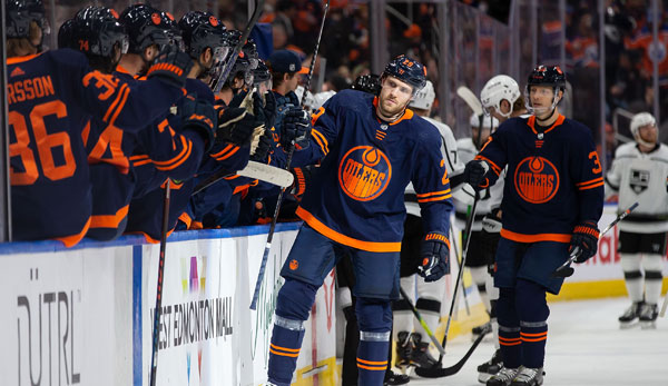 NHL: Draisaitl bei Oilers-Niederlage mit Torvorlage