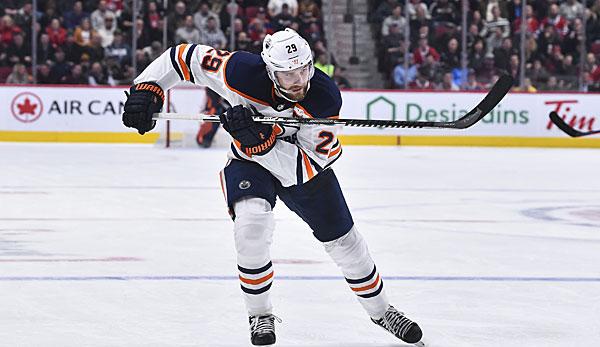 NHL: Leon Draisaitl überragt bei Sieg der Edmonton Oilers