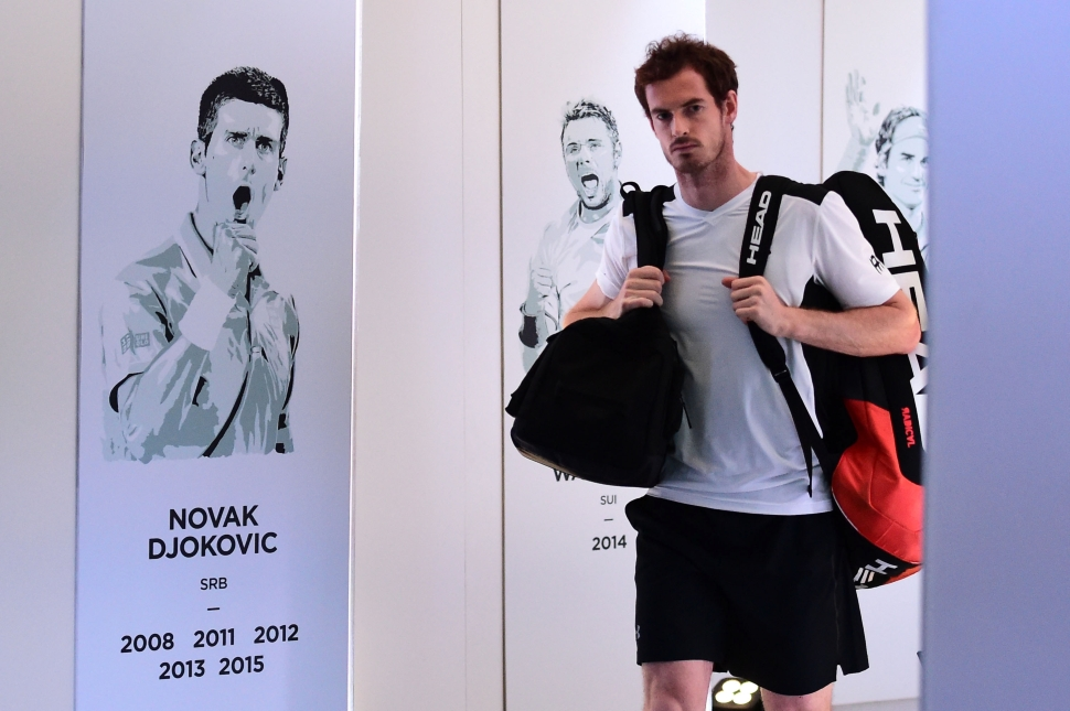 ATP - Andy Murray