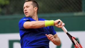 PARIS,FRANCE,24.MAY.16 - TENNIS - ATP World Tour, Roland Garros, French Open, Grand Slam. Image shows Philipp Kohlschreiber (GER). Photo: GEPA pictures/ Matthias Hauer
