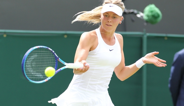 LONDON,ENGLAND,02.JUL.16 - TENNIS - WTA Tour, Wimbledon, Grand Slam. Image shows Carina Witthoeft (GER). Photo: GEPA pictures/ Alan Grieves