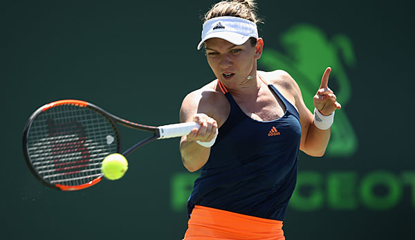 Simona Halep kritisiert ihren Fed-Cup-Teamchef Ilie Nastase