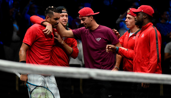 Team World bekommt in Chicago die Chance zur Revanche