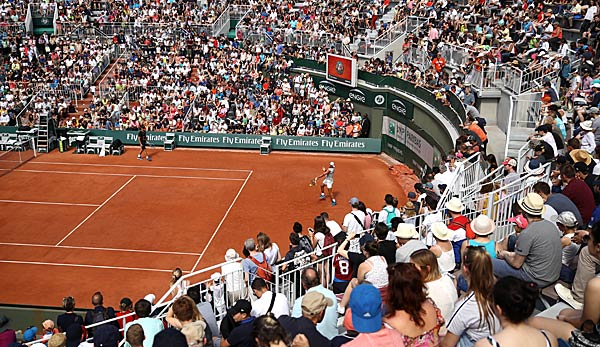 french open heute