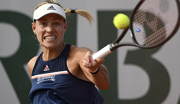 Angelique Kerber hat bisher zwei Grand-Slam-Turniere gewonnen.
