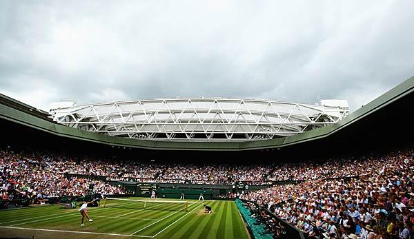 Auch für den Centre Court werden Tickets erhältlich sein.
