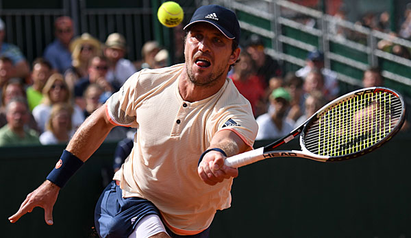 Mischa Zverev will ins Achtelfinale der French Open.