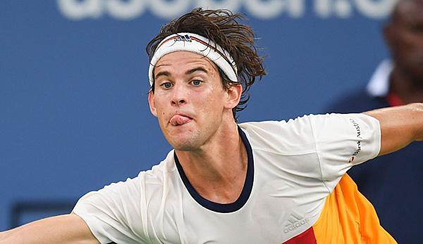 Tennis-Wahnwitz mit del Potro - die Highlights