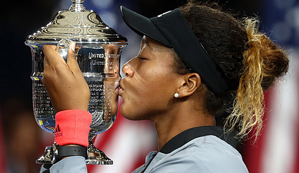 Naomi Osaka hat New York erobert