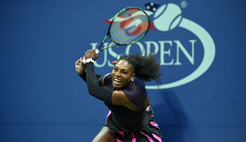 Platz 9: Serena Williams (USA) - US Open: 6 Titel