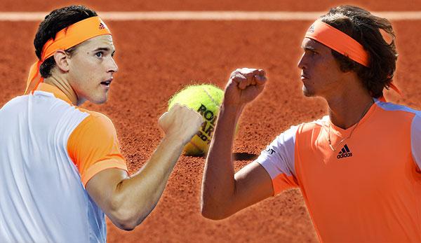 Sieg in Rom: Zverev schafft gegen Djokovic die Sensation