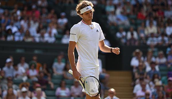 Angelique Kerber erreicht Wimbledon-Finale