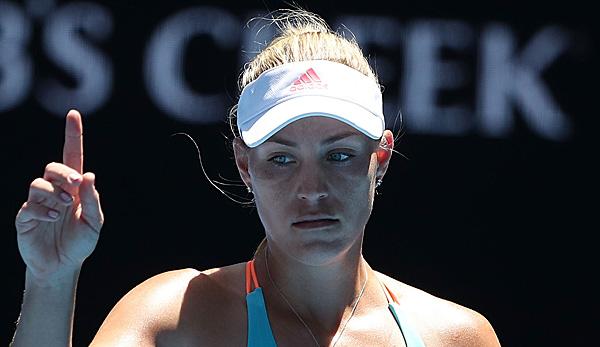 Australian Open: Angelique Kerber mit Mühe, Mischa Zverev überzeugt