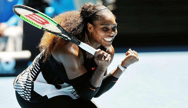 Serena Williams trifft im Finale der Australian Open auf Venus Williams