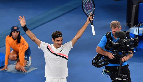 Sieg Gegen Cilic Federer Holt Sich 20 Grand Slam Titel