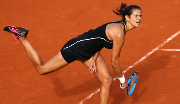 WTA, French Open, Julia Görges