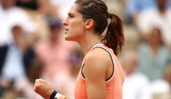 Andrea Petkovic, French Open