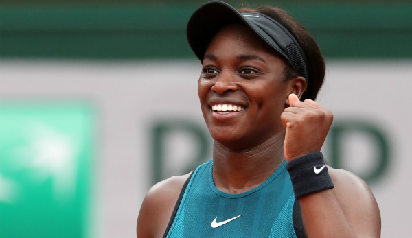 Sloane Stephens, French Open