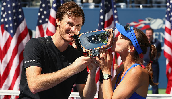 Jamie Murray, Martina Hingis