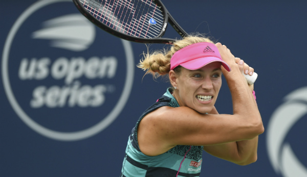 Angelique Kerber, US Open
