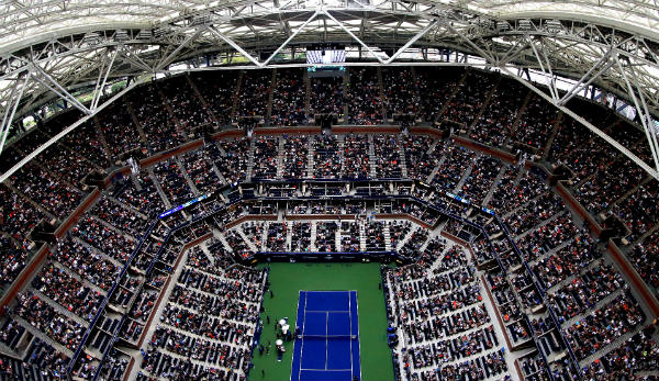Arthur Ashe Stadium, US Open