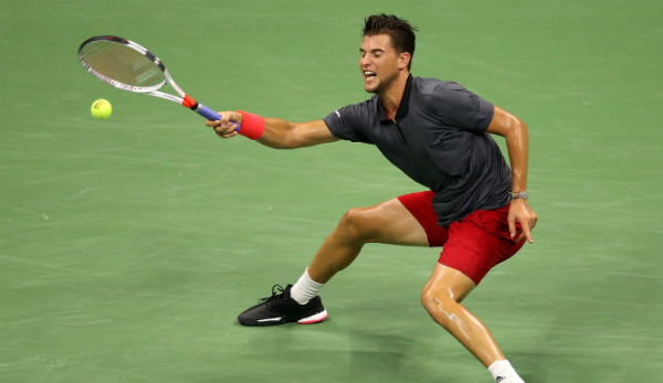 Dominic Thiem, US Open