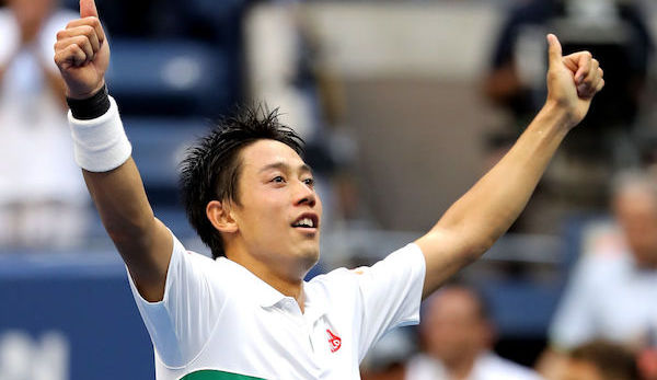 Kei Nishikori ist ein Superstar in Japan