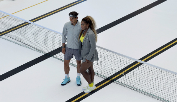 Rafael Nadal, Serena Williams, US Open