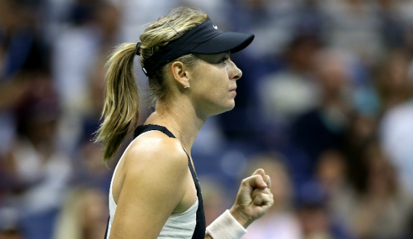 Maria Sharapova, US Open