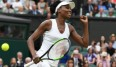 Venus Williams ist in Titellaune