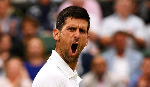 Roger Federer führt mit 2 Sätzen im Wimbledon-Achtelfinale gegen Grigor Dimitrov