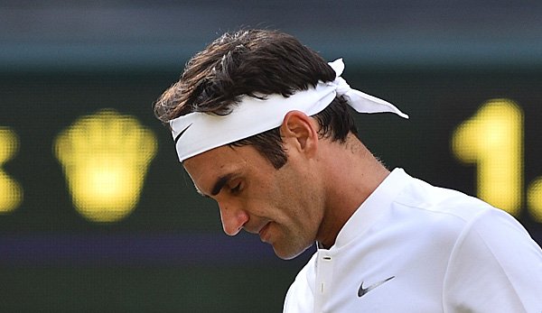 Geschafft! Roger Federer steht im Final von Wimbledon!