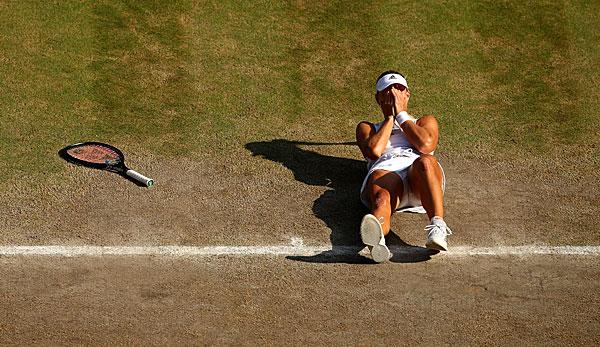 Wimbledon Finale Damen 2021