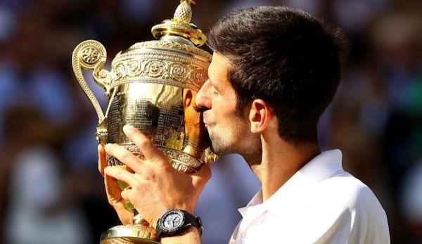 Finalsieg gegen Anderson: Djokovic krönt sich zum Wimbledon-Champion