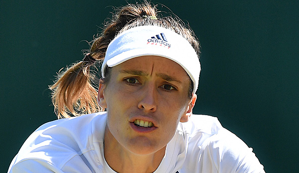 Schade! Andrea Petkovic ist in Wimbledon raus