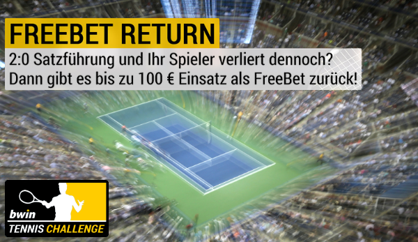 bwin FreeBet Return