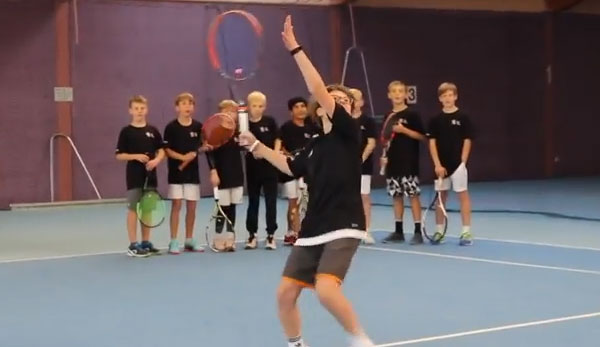 adidas Club Challenge: Video des Tennisbezirk Offenbach