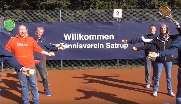 adidas Club Challenge: Video des Flensburger Tennisclub