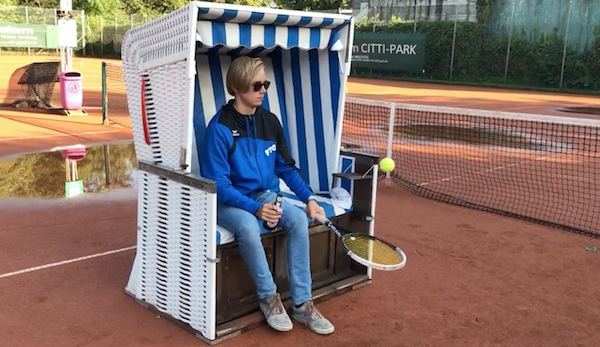 PEUGEOT Staffel Challenge: Video Flensburger Tennisclub