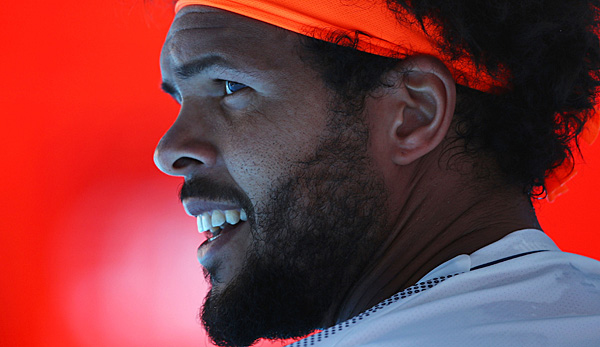 Jo-Wilfried Tsonga gibt Montpellier die Ehre